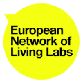 Logo European Network of Living Labs