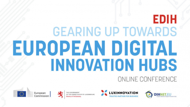 Save the Date! Gearing up towards European Digital Innovation Hubs